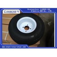 Wholesale Electric Parts /Tire with rim for electric golf car/golft cart parts/ electric towing tractor parts 4PR/6PR from china suppliers