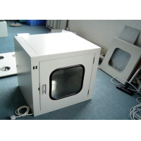 Wholesale Cold Rolled Sheet Clean Room Pass Box For Goods Transfer In Electrical Factory from china suppliers
