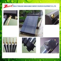 ce and tuv certificated european style split pressurized solar water heater for sale