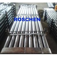 China Blast Hole Drill Rod , Quarry Blast Hole DTH Drill Rod For Rotary Drilling on sale