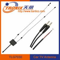 Wholesale active car tv antenna with amplifier/ active uhf vhf tv signal amplifier TLG7030 from china suppliers