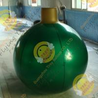 Wholesale Christmas Decoration Custom Shaped Balloons Eye - Catching Mirror 0.25mm Pearl Color from china suppliers
