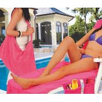 Buy cheap Beach Chair Towels With Holder from wholesalers