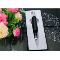 Wholesale Black Permanent Makeup Tattoo Eyebrow Pen Machine For Eyebrow / Lip Tattoo from china suppliers