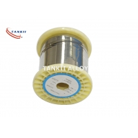Wholesale Resistohm 80 Nichrome Flat Wire Oxidation Resistance For Resistor from china suppliers