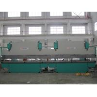 Quality High Speed CNC Press Brake Machine With 500 Ton 4m 5m Or 6 M for sale