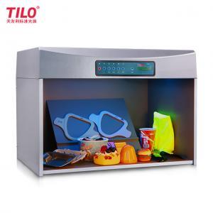 Wholesale TILO T60+ 5 Light Sources D65 6500K Color Assessment Cabinet from china suppliers