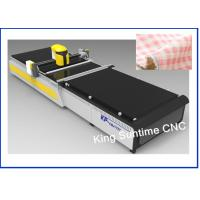 Digital Fabric Cutter Garment Cutting Machine For Underwear Industry 7 KPS