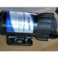 Wholesale 70PSI Work Pressure Quick Connect Water Fittings 24v Dc Ro Booster Pump CE from china suppliers