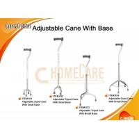 Wholesale Adjustable Cane With Base from china suppliers