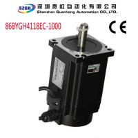 High Torque Closed Loop Stepper Motor With Encoder Feedback 4.2 A / Phase