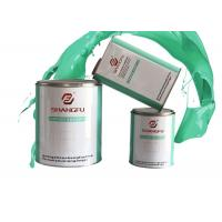 China Bright Light Waterproof Outdoor Paint , Green Iron Spray Metal Primer Paint on sale