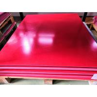 Wholesale Durable Switch Cabinet GPO3 Fiberglass Sheet With Excellent Arc Resistance from china suppliers