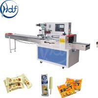 Wholesale Candy Pillow Pouch Packaging Machine , Stationary Food Box Packaging Machine from china suppliers