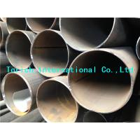 Best Welded Fine Grain Round Steel Tubes EN10217-3 P275NL1 , P355NH, P460N HFW SAWH SAWL wholesale