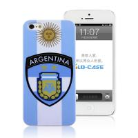 Wholesale 2014 World Cup Argentina Team Cell Phone Case for iPhone 5S from china suppliers