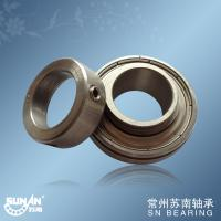 Wholesale Stainless Steel 1 Inch Food Machinery Bearing With Lock Collar SSA205-16 from china suppliers