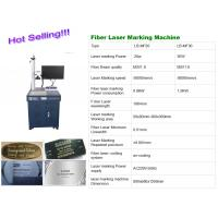 Wholesale Laser Engraving Machine , Laser Engraving Equipment  For Metal Sheet from china suppliers