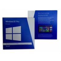 Wholesale Global Area Microsoft Windows 8.1 Professional Retail With Operating System 32bit X 64bit from china suppliers