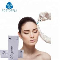Wholesale Safe and Effective 1ml Fine Hyaluronic Acid Dermal Filler Injection For Face from china suppliers