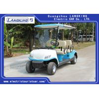 Wholesale 4 Wheel Drive 4 Seater Club Car For Dry Battery 8V*6PCS Customized Color from china suppliers