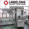 PLC Control Automatic Labeling Machine For Big Bottle CE Certification for sale