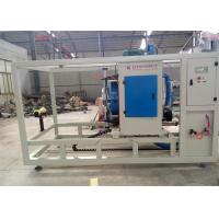 Non - Toxic PE HDPE Plastic Extrusion Line / Production Line Fully Automatic