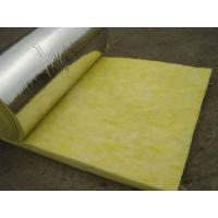 Wholesale glass wool blanket with aluminium foil from china suppliers