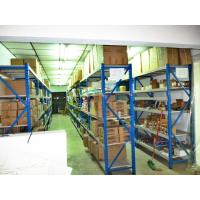 Best Small Spare Parts 300kg Long Span Racking For Warehousing , Archiving Storage wholesale