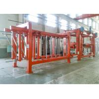 Wholesale Professional AAC Block Vertical Cutting Machine For Fly Ash Block Plant from china suppliers