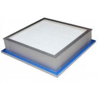 Wholesale Reverse Liquid Sealed High Efficiency HEPA Air Filter For Pharmaceutical from china suppliers
