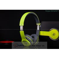 New Beats  BY DR DRE SOLO2 WIRELESS ACTIVE COLLECTION BLUETOOTH HEADPHONES YELLOW made in