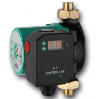 Wilo RS15/6 hot water circulation pump with temperature difference controller for sale