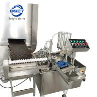 Wholesale Oral Liquid Filling & Sealing Machine (PET bottle 10ml and 25ml) from china suppliers