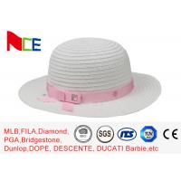 Wholesale Summer Knitted Fisherman Bucket Hat Flat visor For Women Sunshade from china suppliers