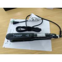 Buy cheap 110-240 v  Ceramic Coating Steam Hair flat iron LED Display PTC Heater from wholesalers
