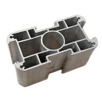 China Corrosion Resistance Aluminum Extrusion Profiles For Doors Windows Easy Installation on sale