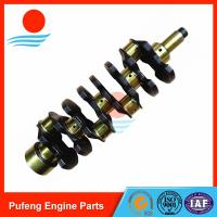 Wholesale Nissan UD truck spare parts FD46 crankshaft 12200-01T00 12200-0T300 from china suppliers