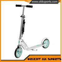 China 2 wheel big wheel adult kick scooter, pro scooter, folding foot scooter for sale