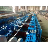 China Steel Cable Tray Roll Forming Machine , Roll Forming Equipment High Speed for sale