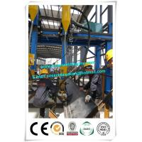 Best Customized Gantry Welding Machine H Beam Welding Line 4000mm Rail Distance wholesale