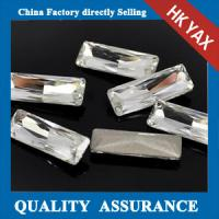Wholesale top quality crystal rhinestone for sewing from china suppliers
