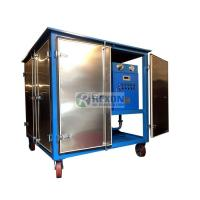 Wholesale 6000 Liters / Hour Vacuum Transformer Oil Purifier System Weather Proof Housing from china suppliers