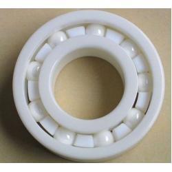 Ceramic Dental Ceramic Ball Bearings 676 6*10*2.5 mm , miniature ball bearings