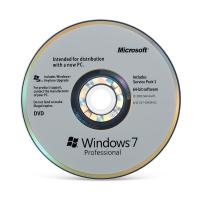 China Fast Download Microsoft Software win 7 Pro online activation retail key operating system Windows 7 Professional key for sale
