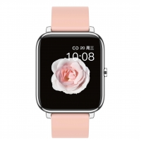 Wholesale 42mm Silicone Strap Nordic 52832 Ladies Bluetooth Smart Watch from china suppliers