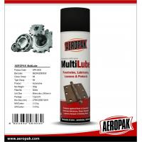 Wholesale AEROPAK 500ml All purpose Lubricant &Anti rust lubricant for Car Care Multilube from china suppliers