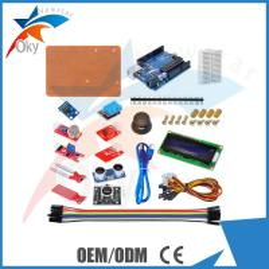 Convenient Eco-Friendly Starter Kit For Arduino UNO R3 board