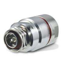 Wholesale RF coaxial connector 7/16 Din Male For 1-1/4 Foam Feeder Cable from china suppliers