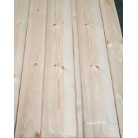 Wholesale Knotty Pine Decorative Veneers Knotty Pine Natural Veneers for Furniture Doors and Plywood Industry from china suppliers